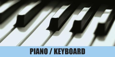 Pianoles / keyboardles